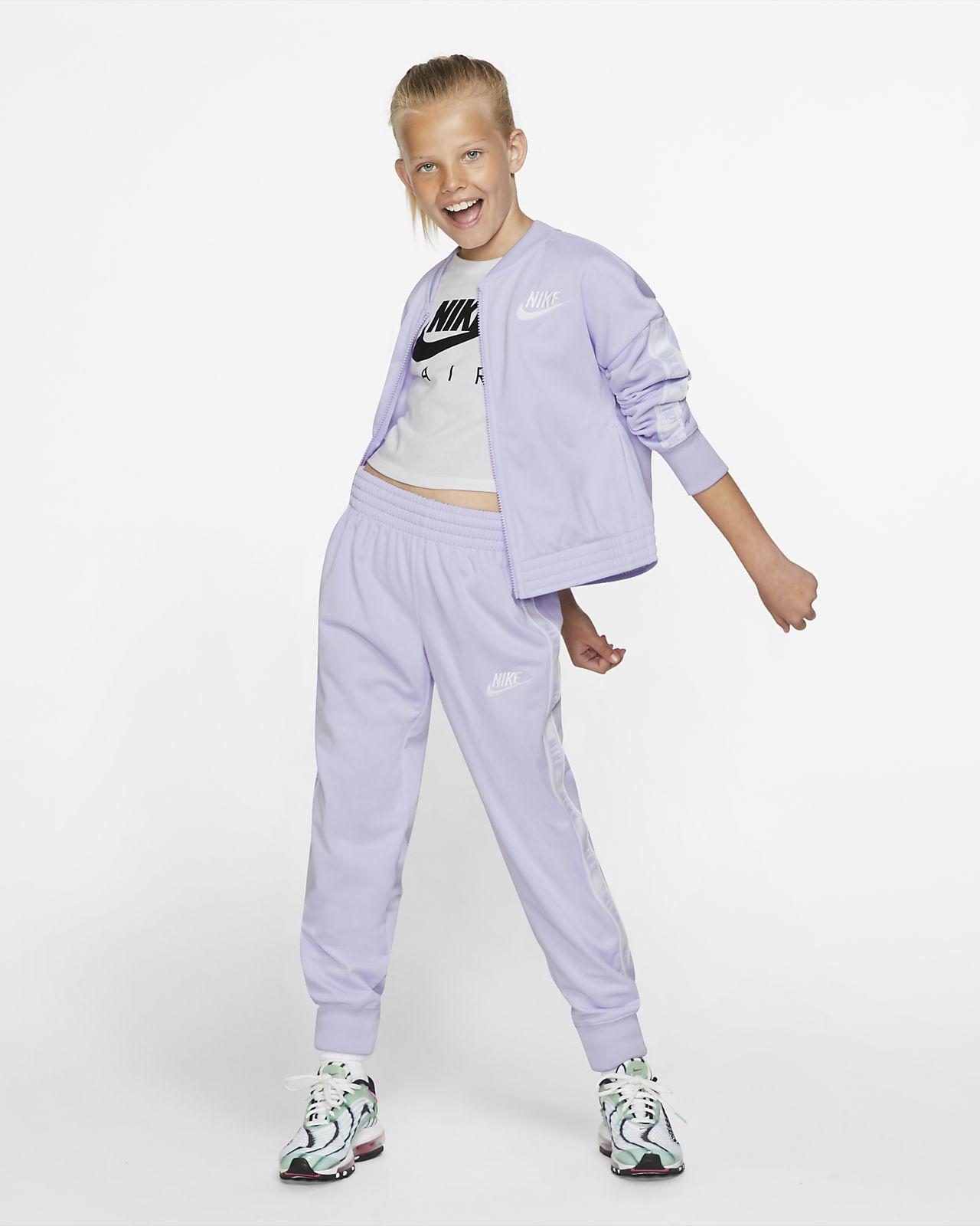 Tracksuit Nike Sportswear för tjejer