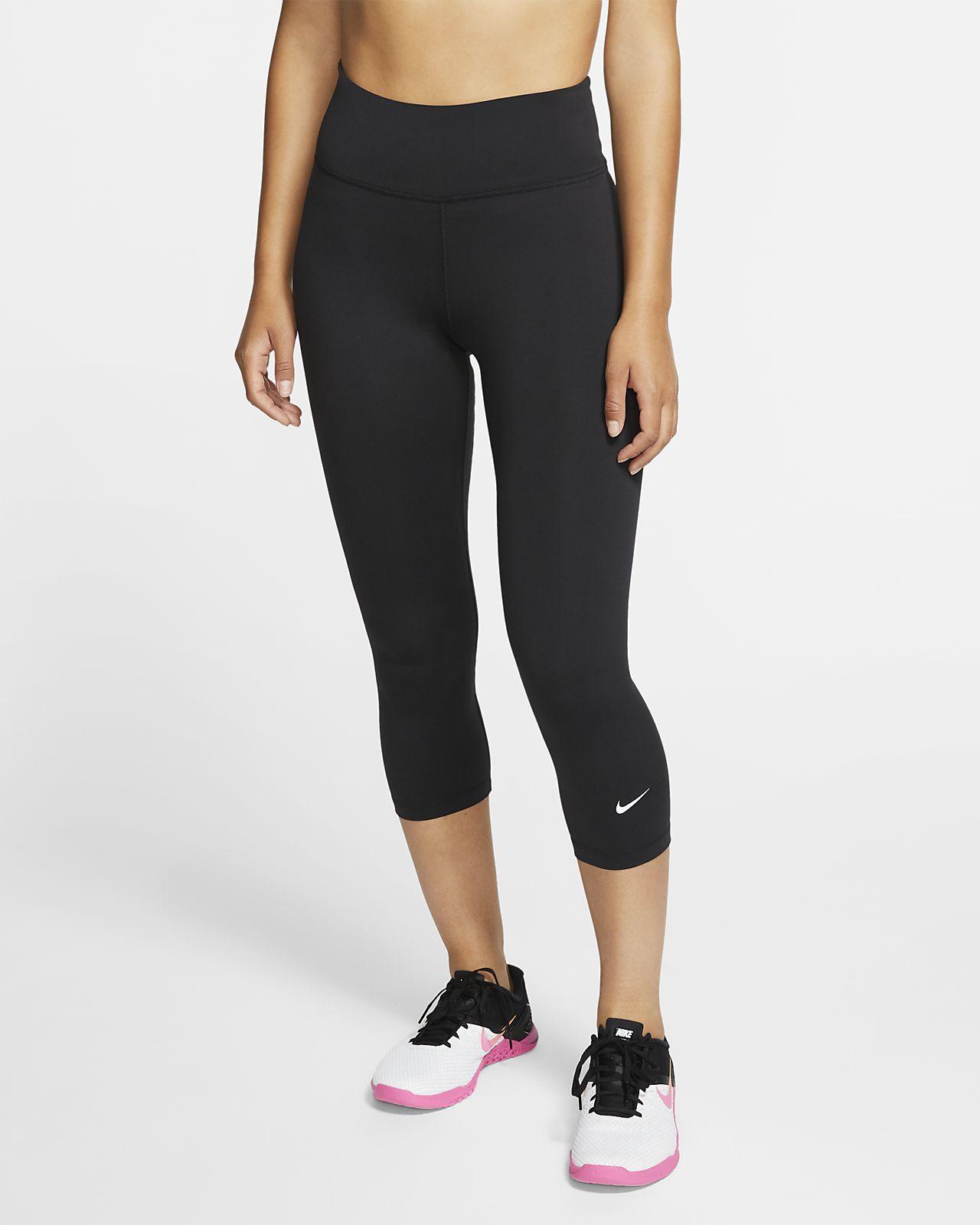 Pantalones capri para mujer Nike One