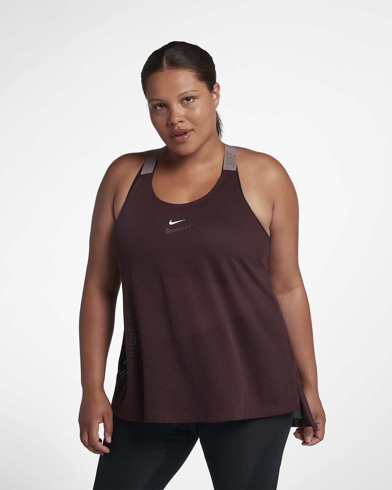 Träningslinne Nike för kvinnor (stora storlekar)