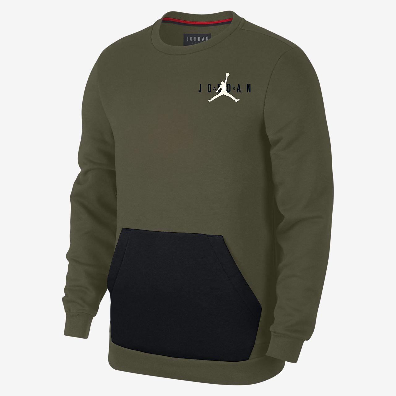 088712649e ... buy jordan jumpman air mens fleece crew 44ce0 2c5ea