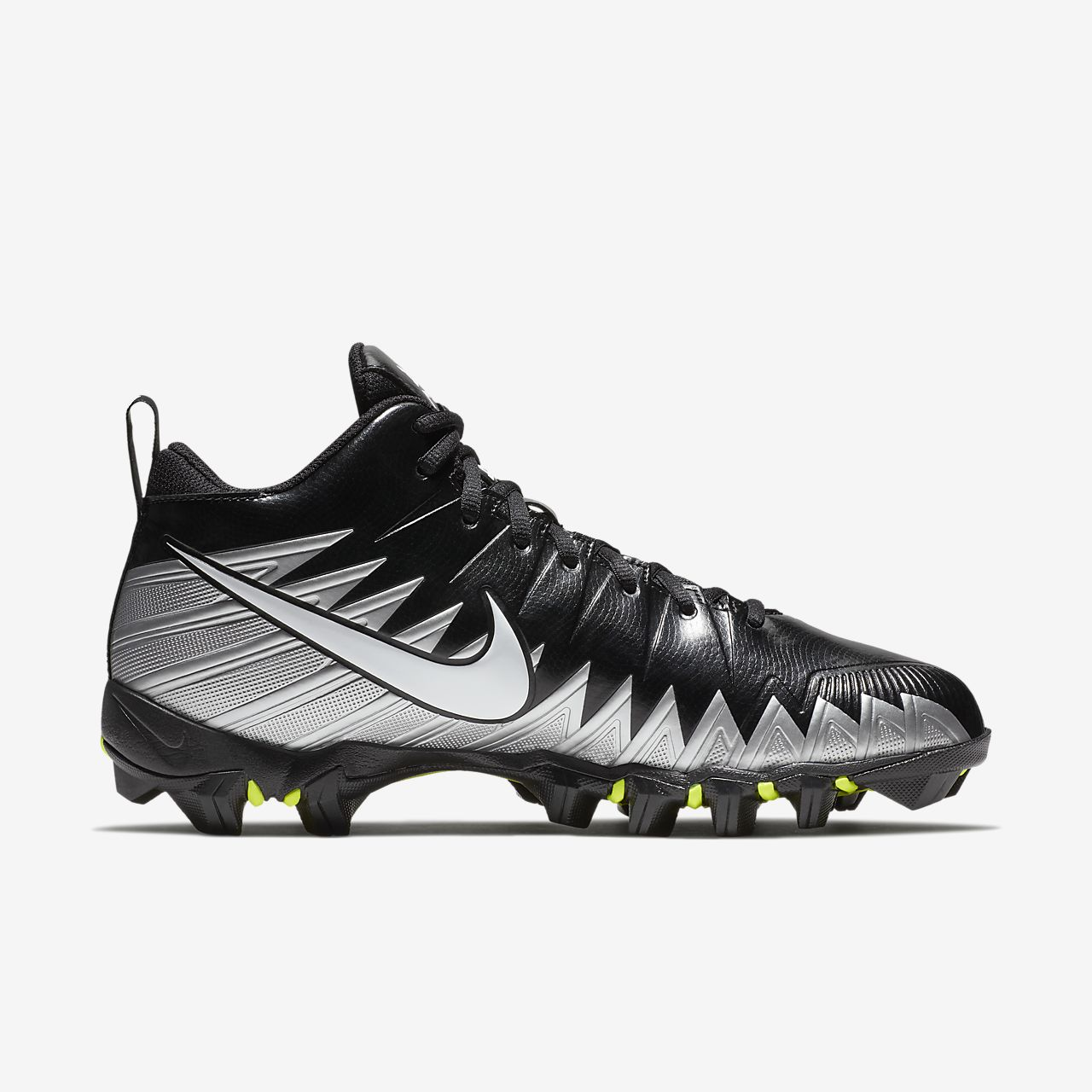 465fe5b5f72 Nike Alpha Menace Shark Men s Football Cleat. Nike.com
