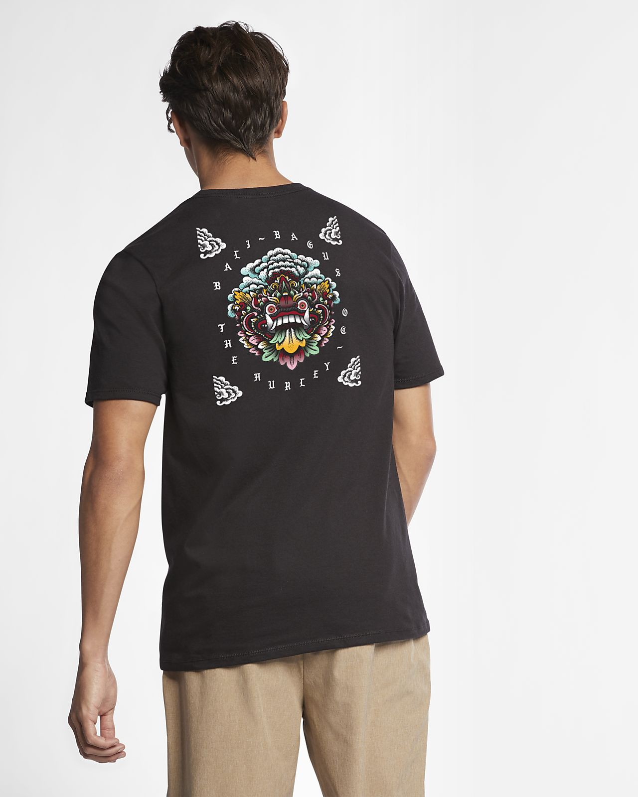 Hurley Premium Bagus  Men's T-Shirt