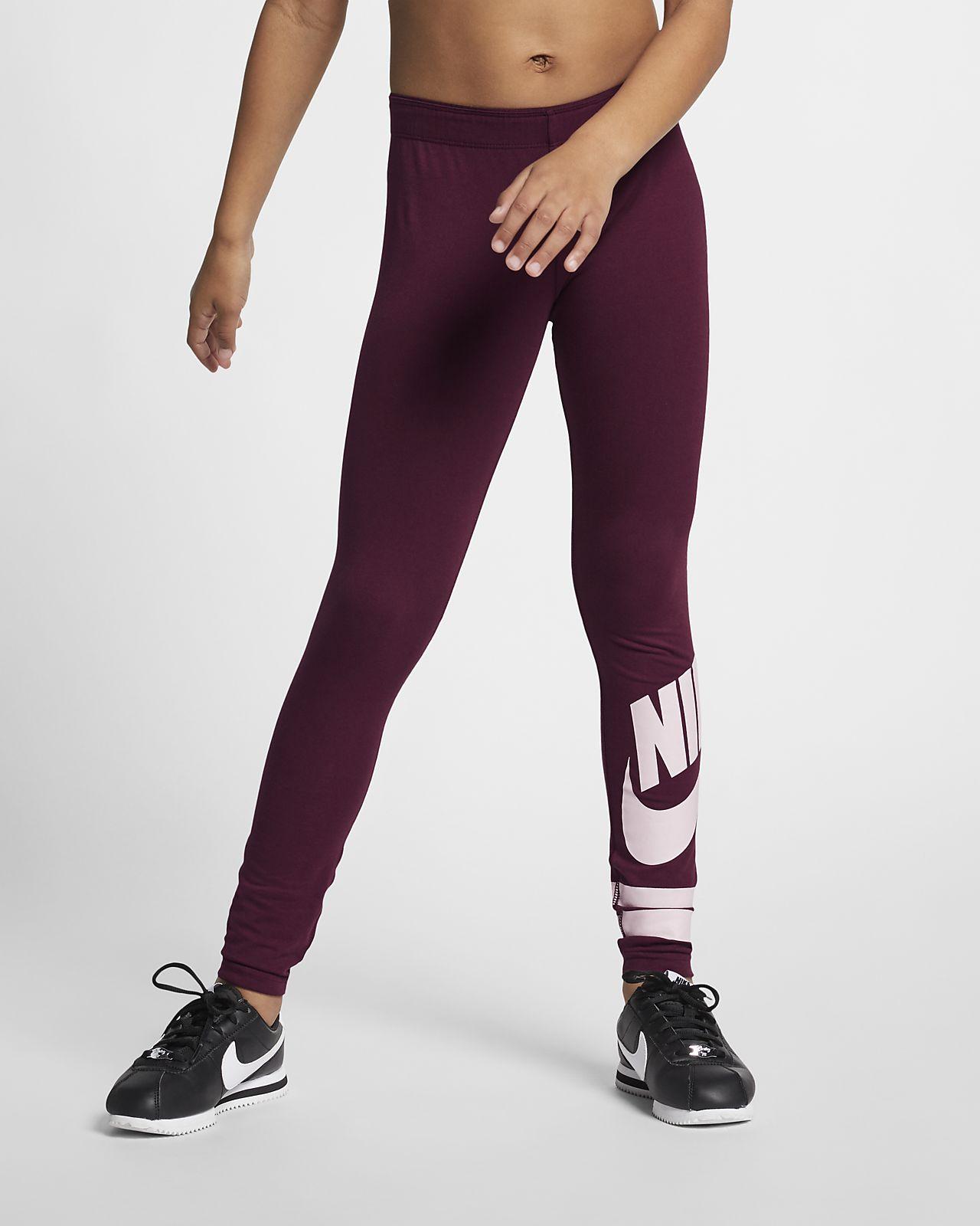 Collant à motif Nike Sportswear pour Fille plus âgée. Nike.com CA 028d571abff