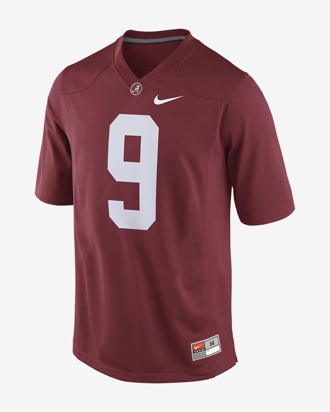 78c6cdac38d ... best price nike college player alabama amari cooper mens football jersey  85a5b 7f58f