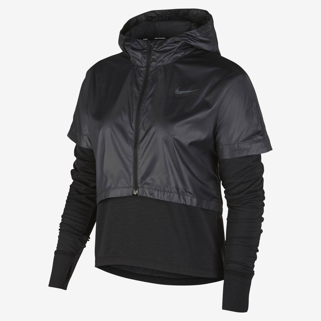 1f04fae5d Damska bluza z długim rękawem do biegania Nike Therma. Nike.com PL