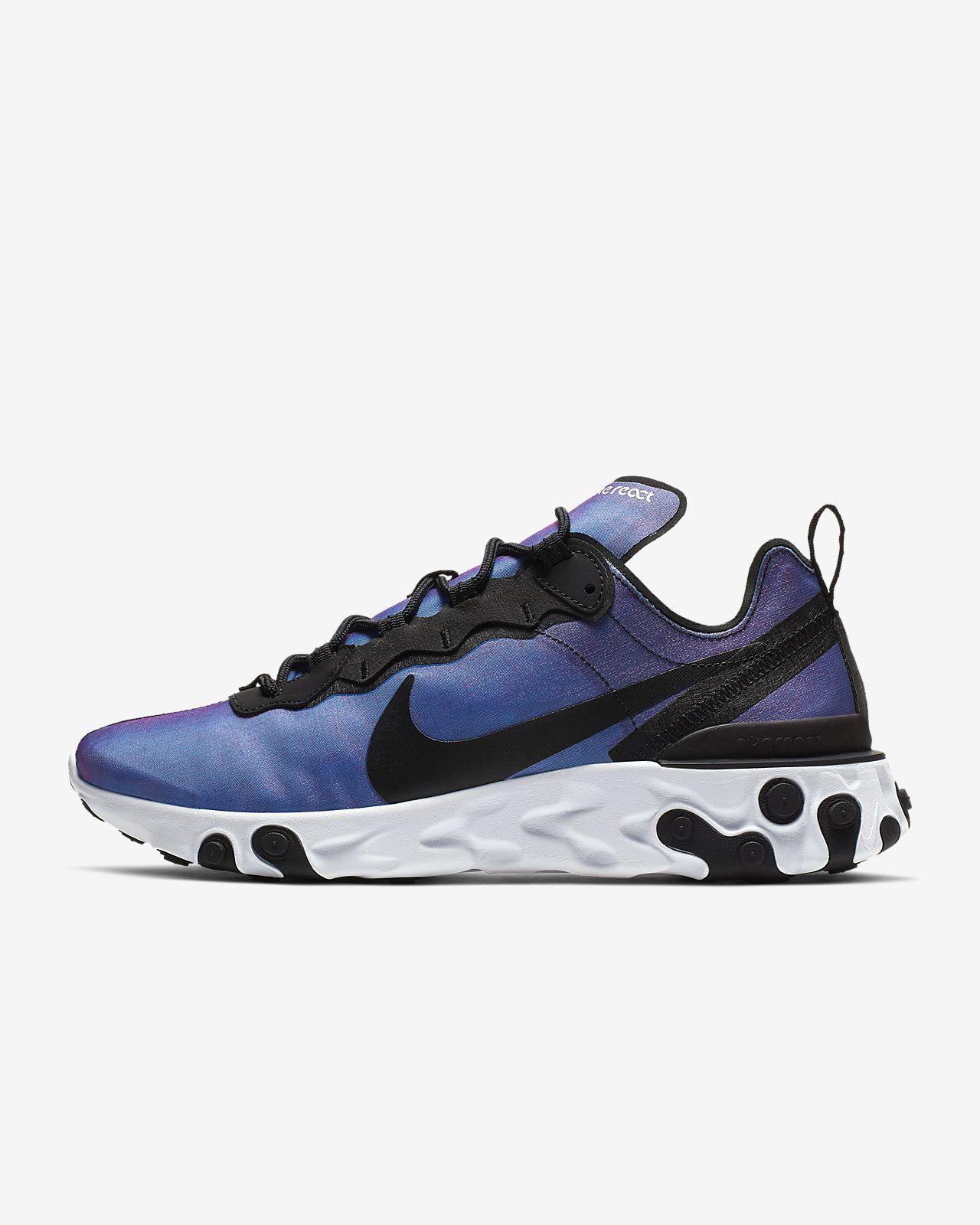 Nike React Element 55 PRM SU19 男子运动鞋