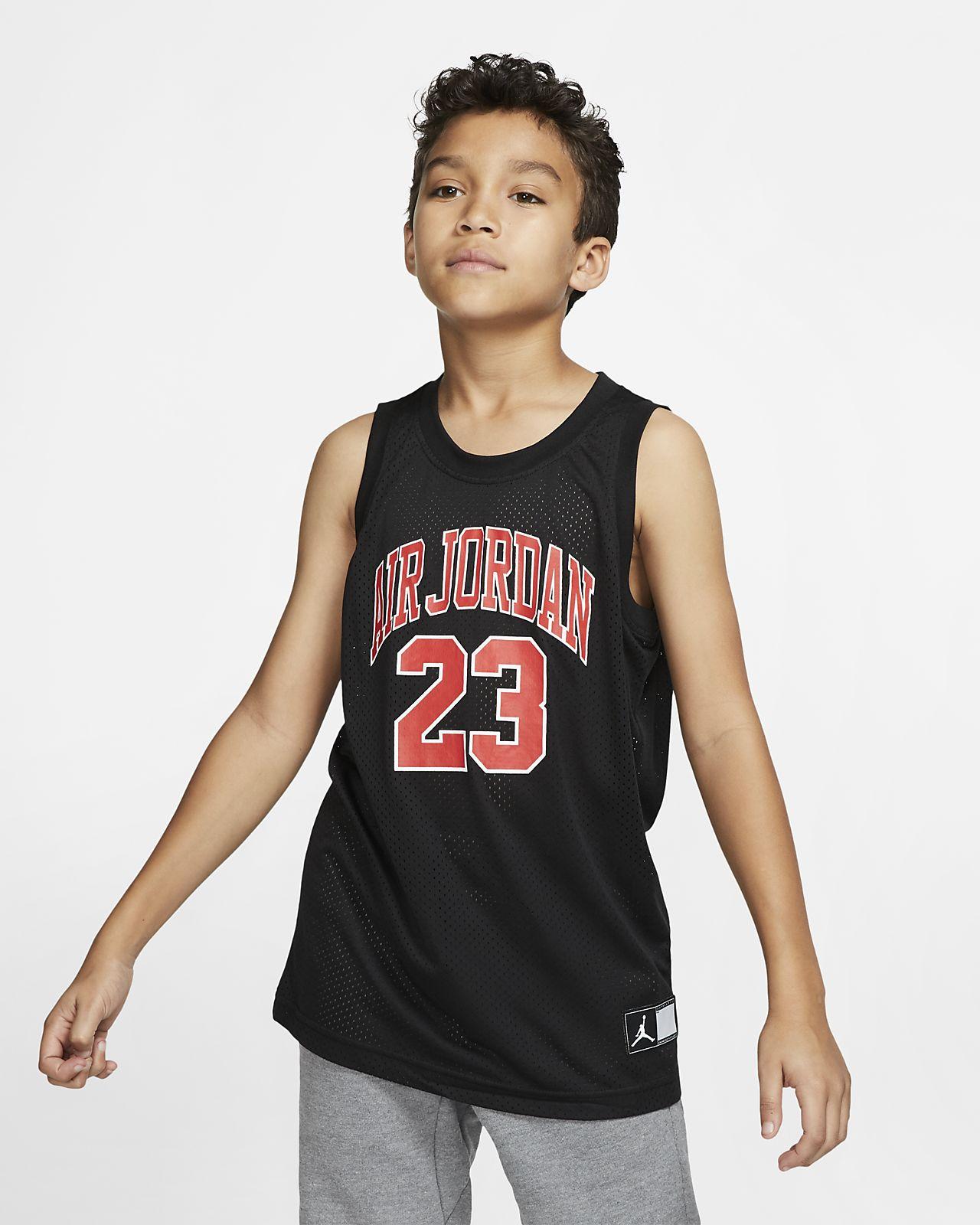 Air Jordan Dri-FIT Trikot für ältere Kinder (Jungen)