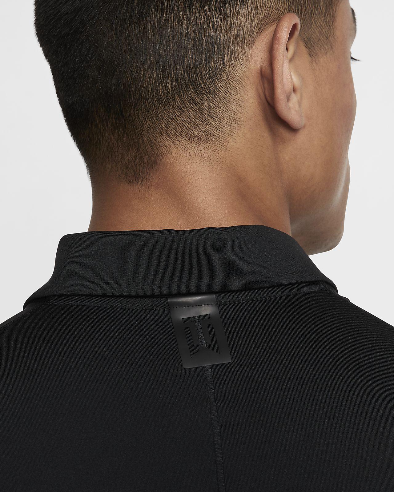 67c57de5a4d2b Nike Dri-FIT Tiger Woods Vapor Men s Striped Golf Polo. Nike.com CA