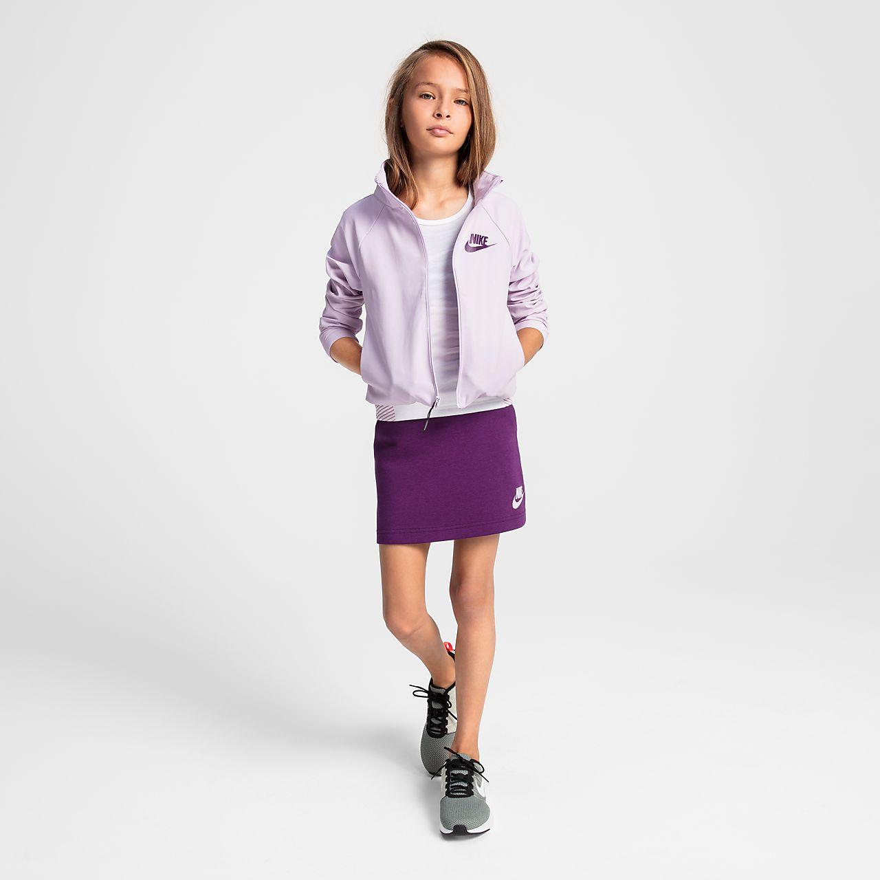 Nike Sportswear Older Kids Girls Jacket