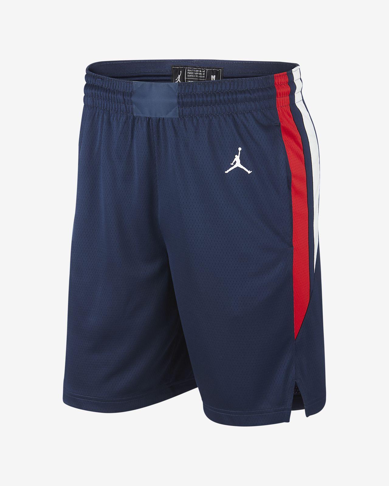 France Jordan Men's Basketball Shorts