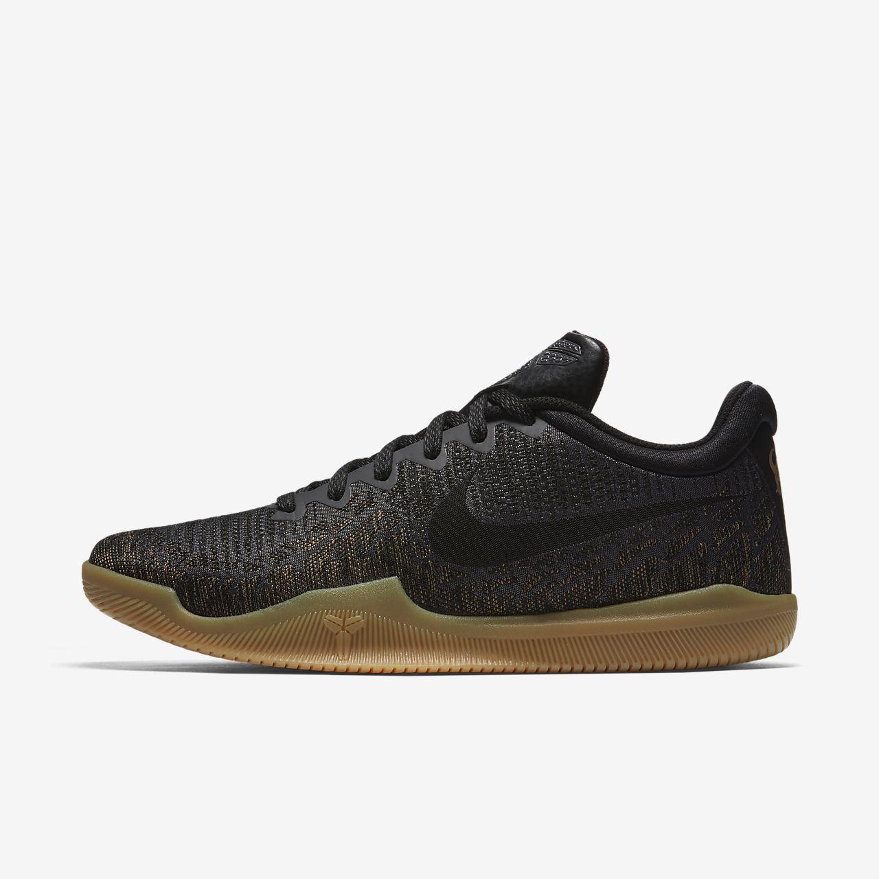 Nike Mamba Rage Premium Dark Grey Sequoia Gum Light Brown Black AJ7281020
