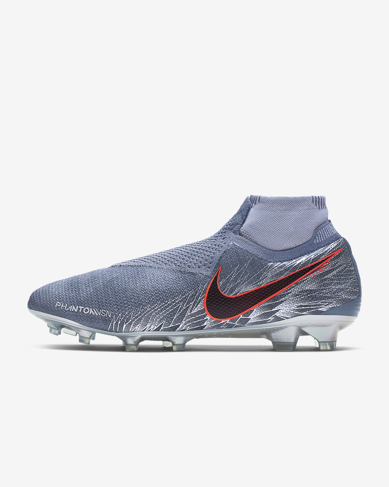 Nike Phantom Vision Elite Dynamic Fit FG fotballsko til gress