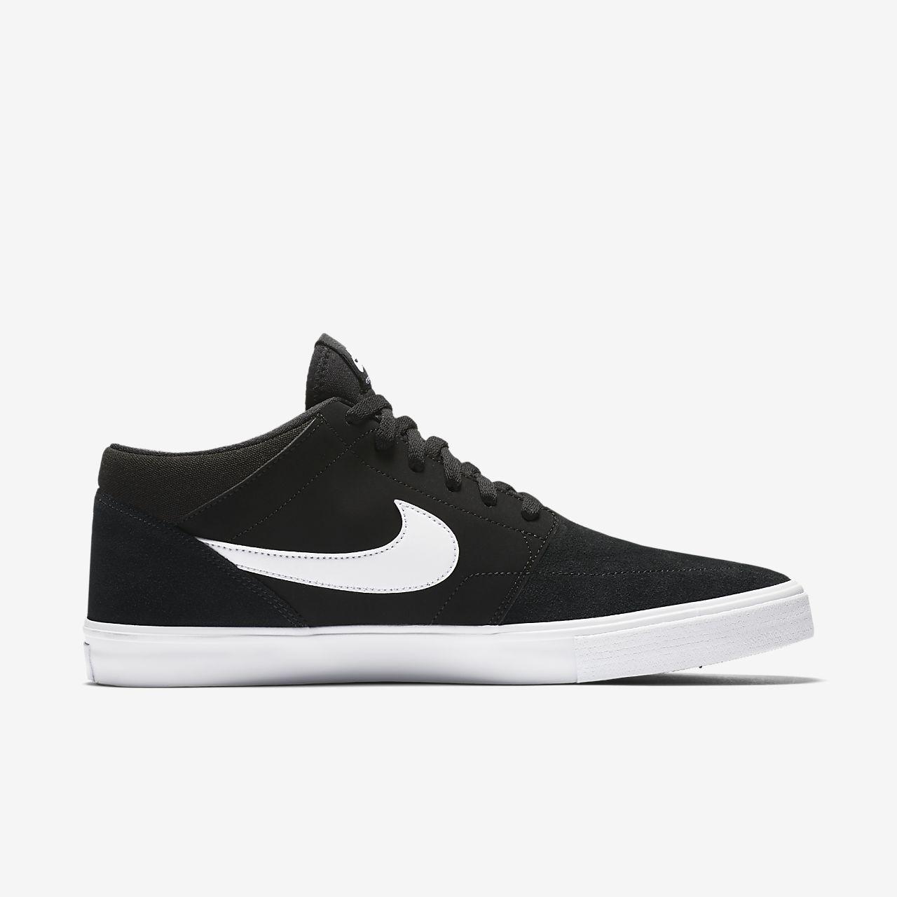 Zapatos grises Nike Solarsoft para hombre NSYpIrYc