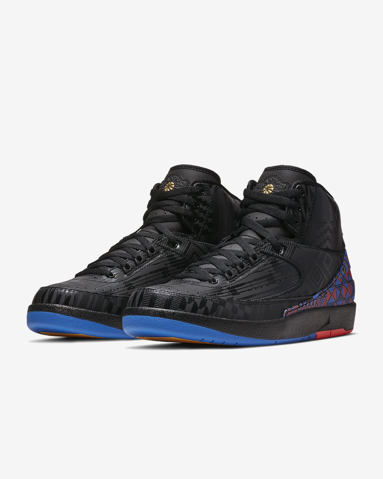 754be38c94aa43 Air Jordan 2 Retro BHM Men s Shoe. Nike.com