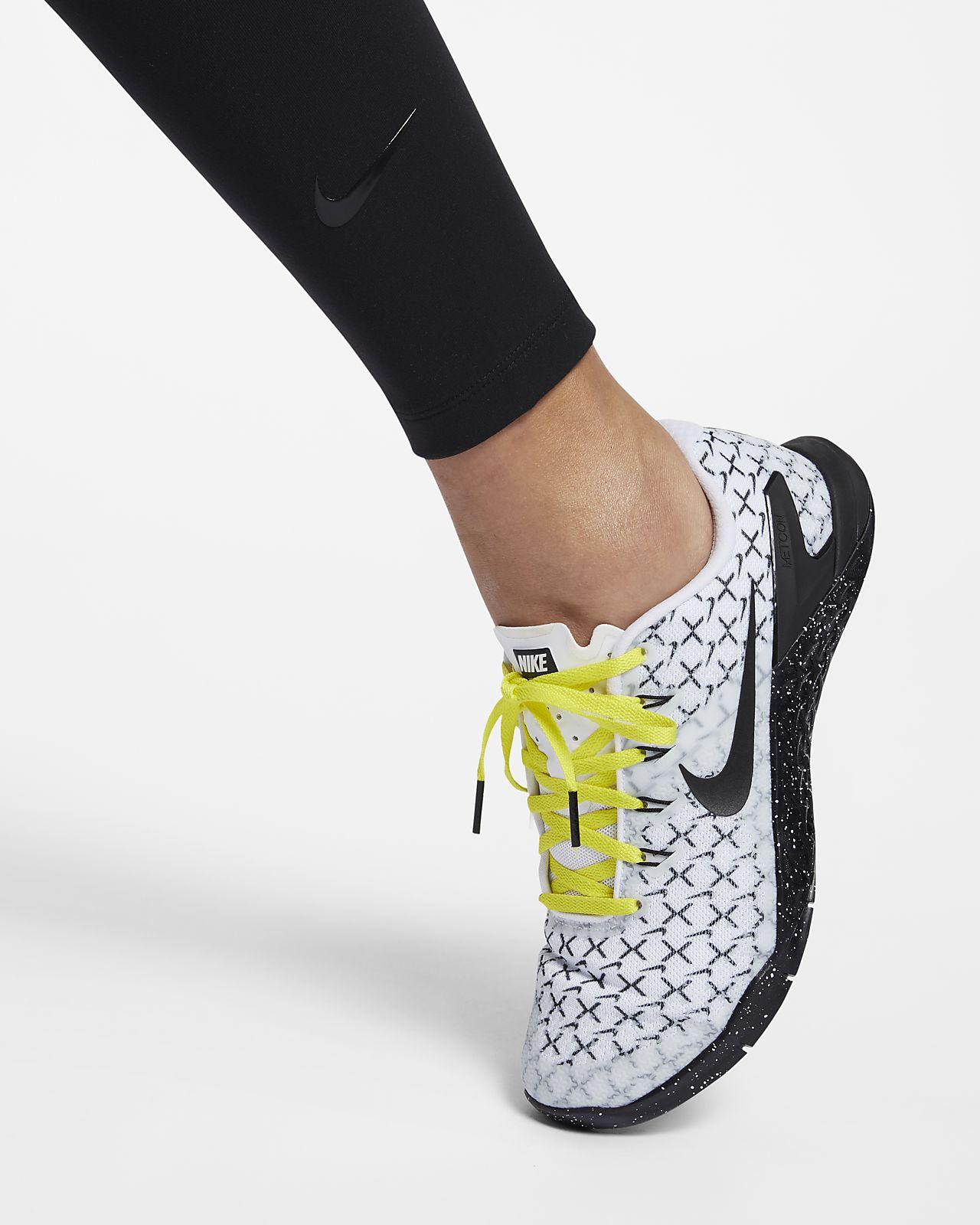 nike pro damen trainings tights