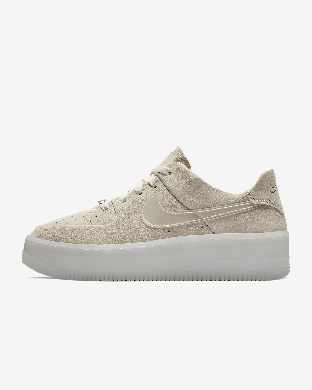 newest f7955 ed5cb ... Nike Air Force 1 Sage Low LX-sko til kvinder