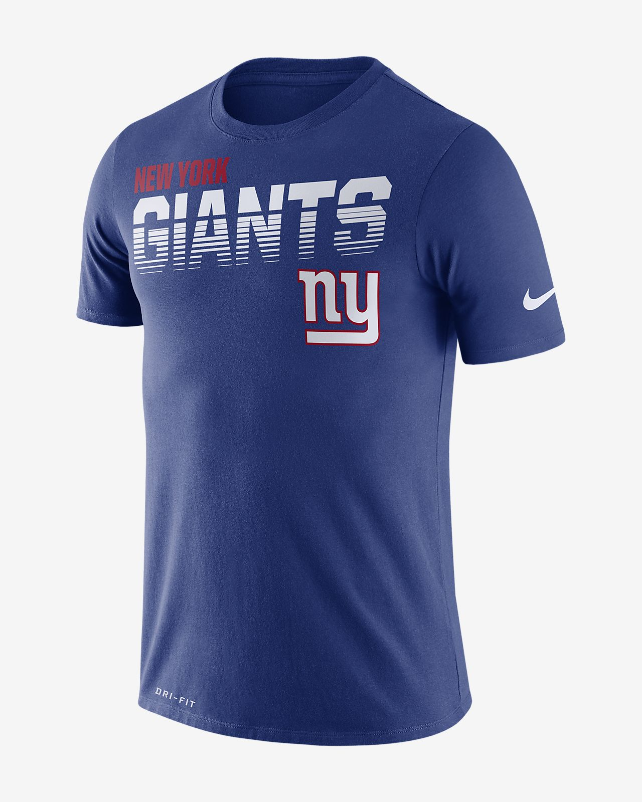 Мужская футболка с длинным рукавом Nike Legend (NFL Giants)