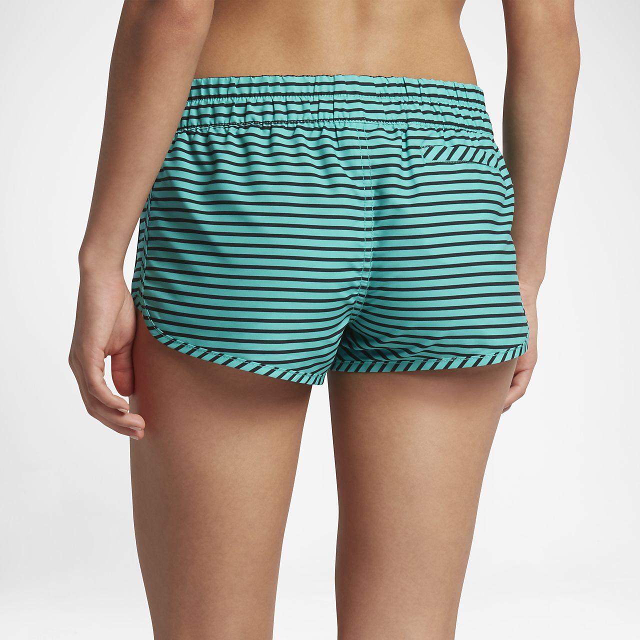 ... Hurley Supersuede Stripe Beachrider Women's 2.5\