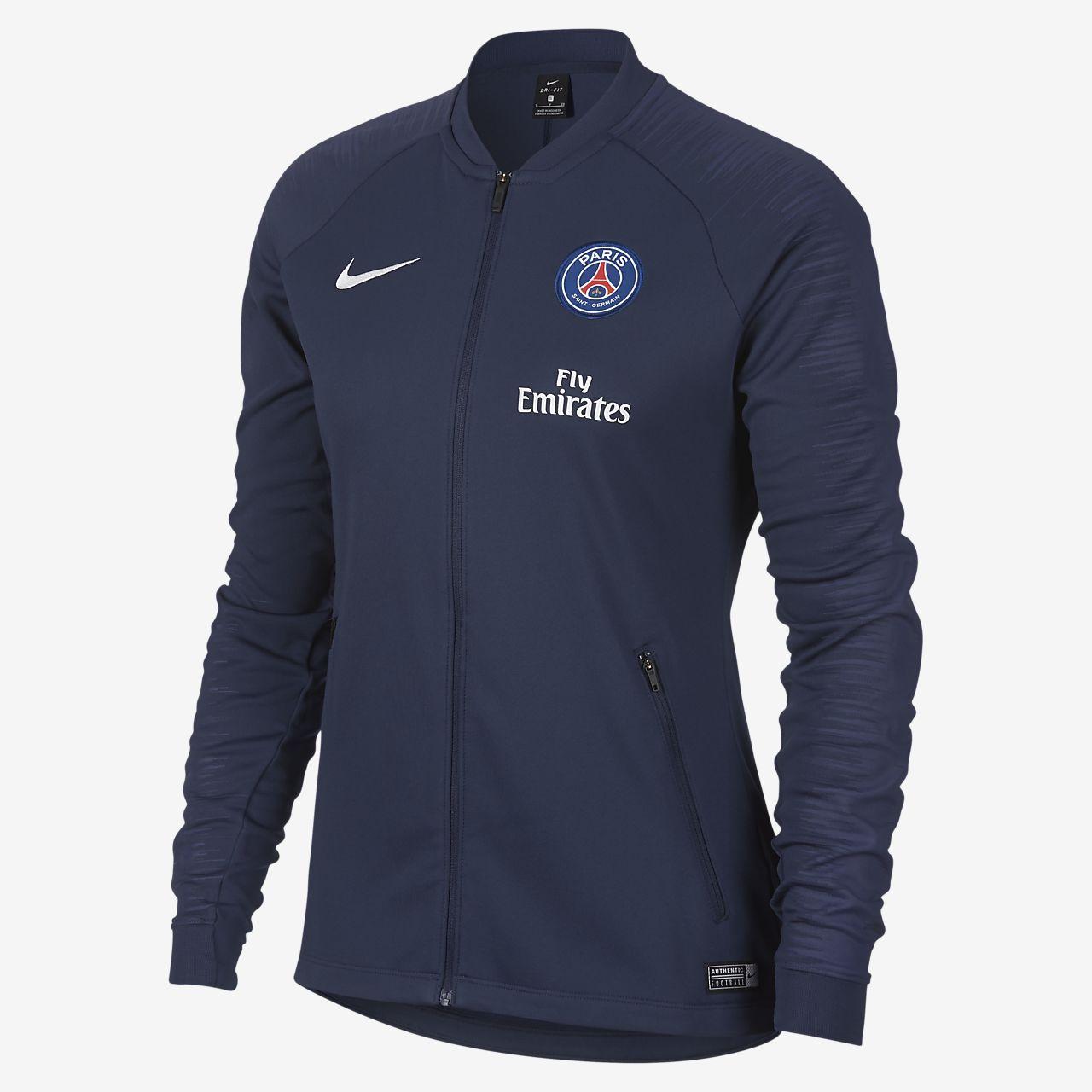 Fußballjacke Anthem Damen Saint Paris Germain 0w8nONPkX