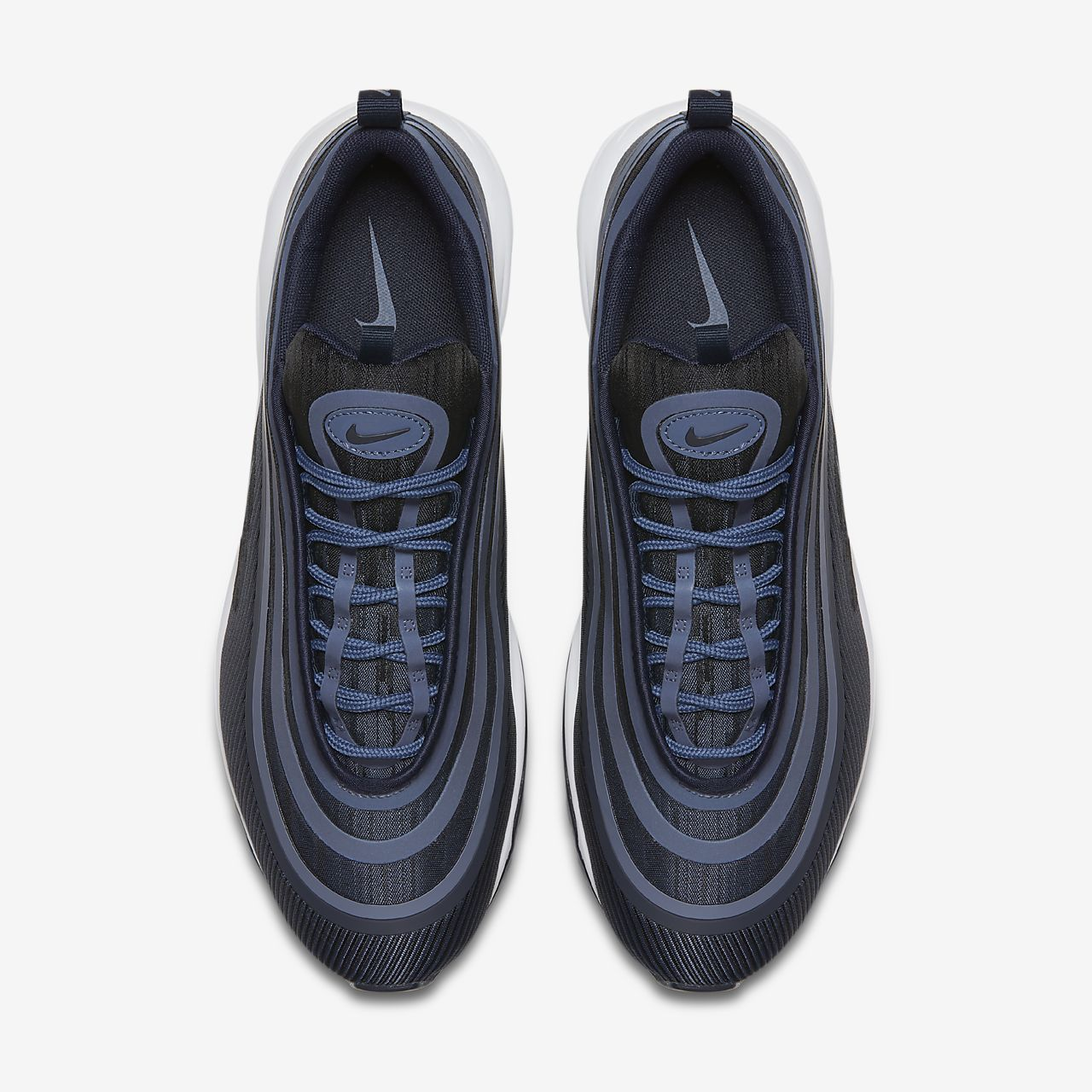 air max 97 total black uomo