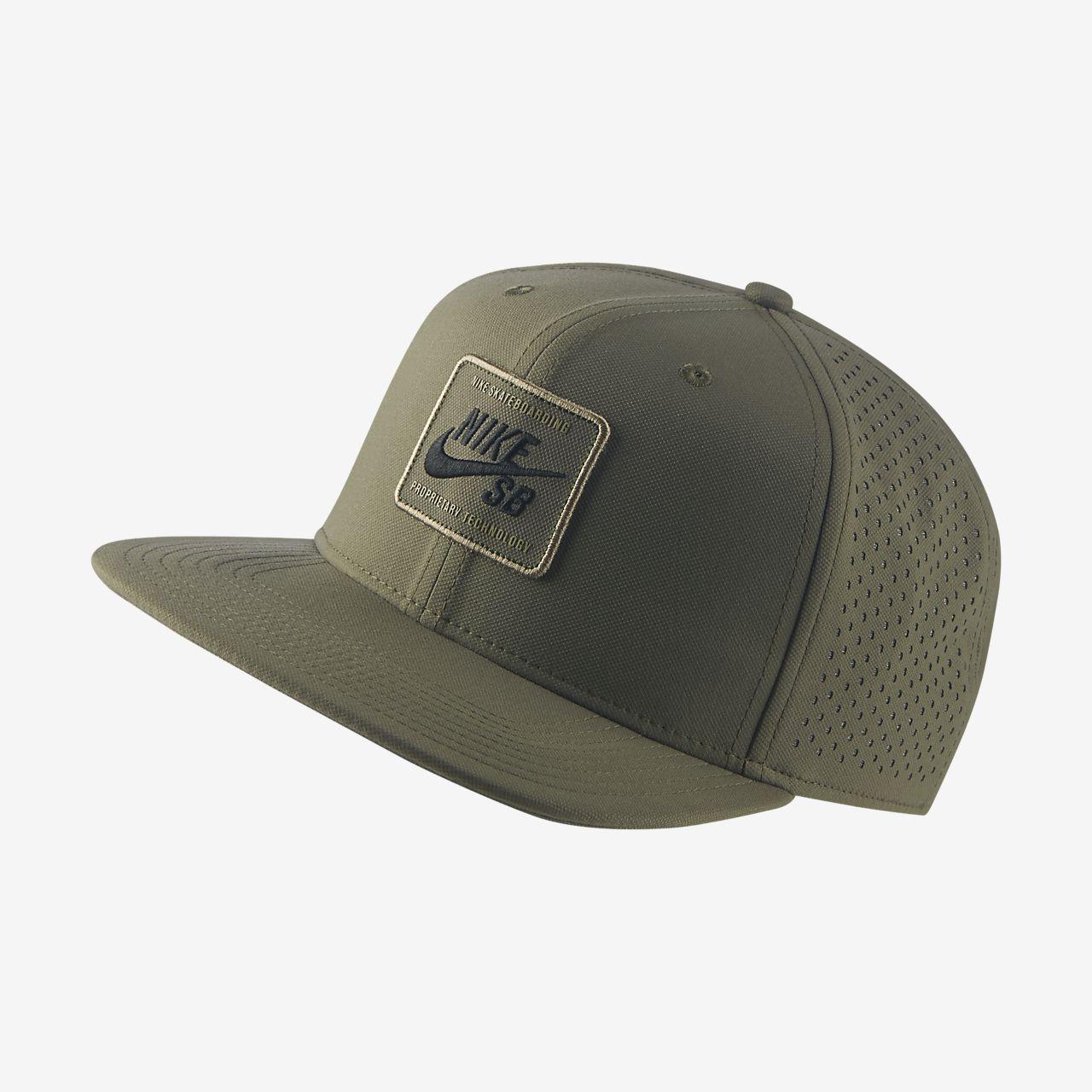 7e35135abde Nike SB AeroBill Pro 2.0 Skate Hat. Nike.com VN