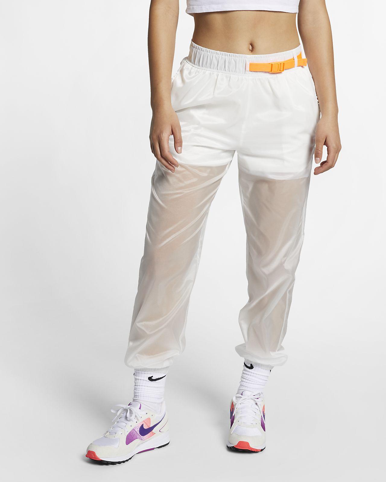 Dámské tkané kalhoty Nike Sportswear Tech Pack
