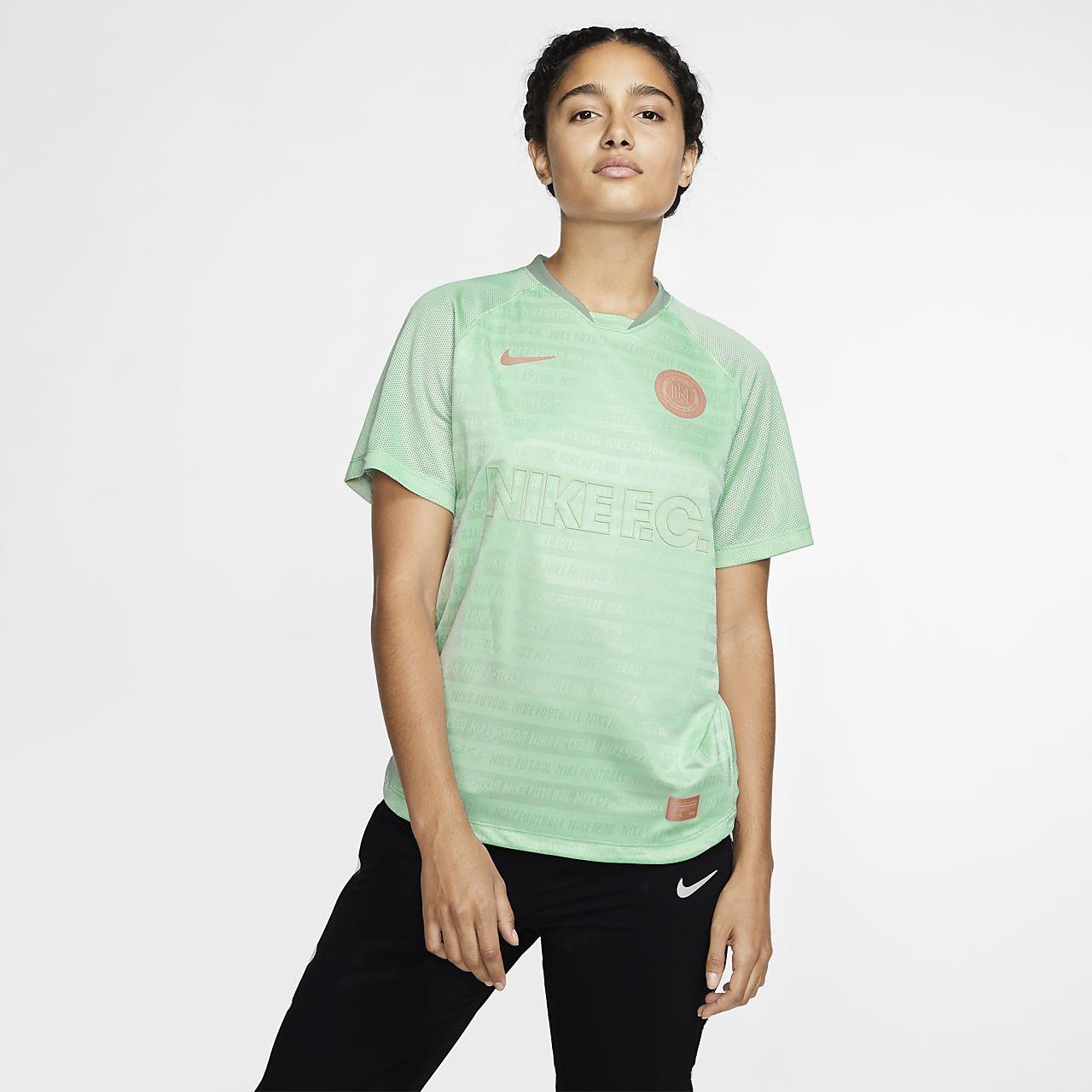 Γυναικεία ποδοσφαιρική φανέλα Nike F.C. Dri-FIT