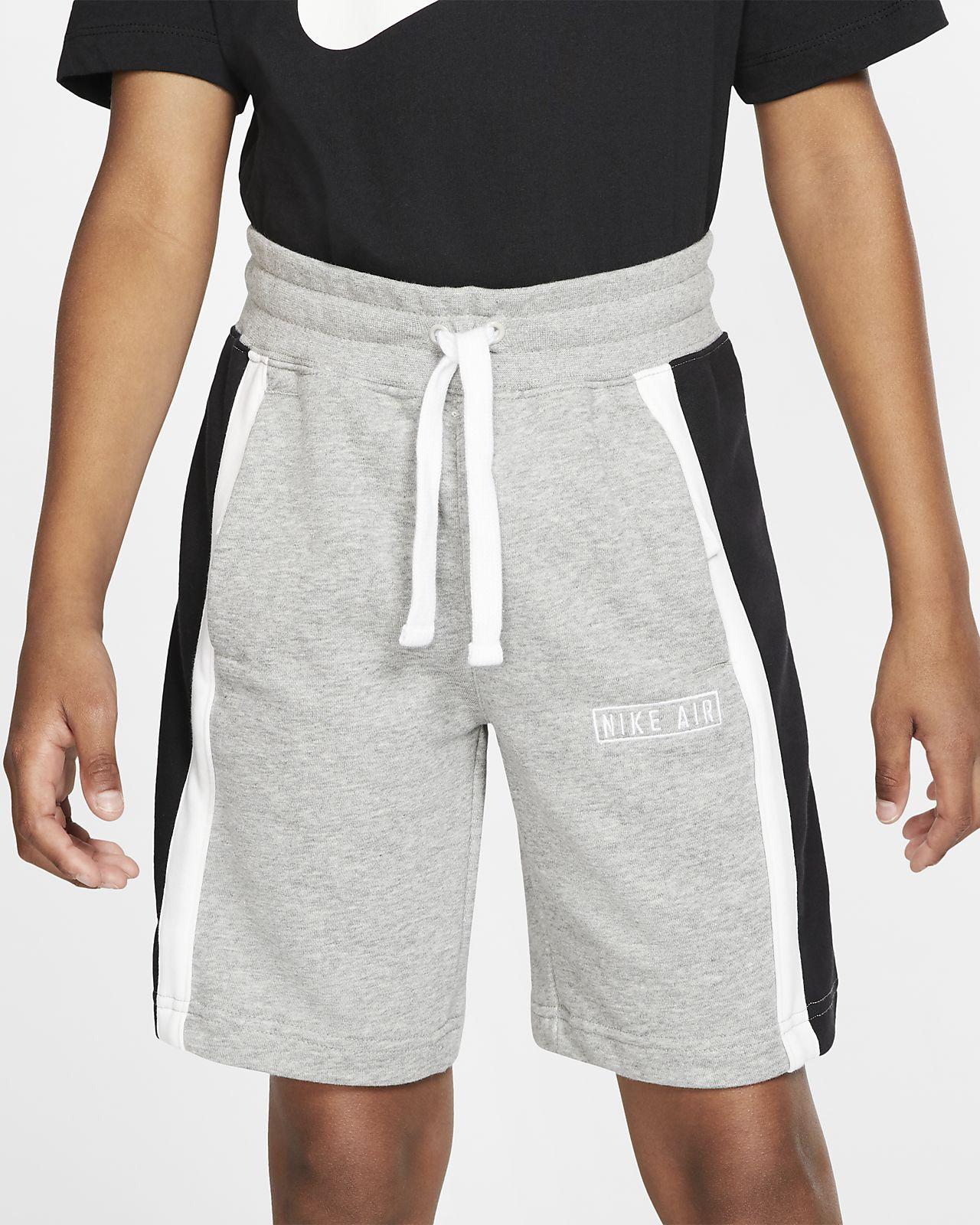 Shorts para niño talla grande Nike Air