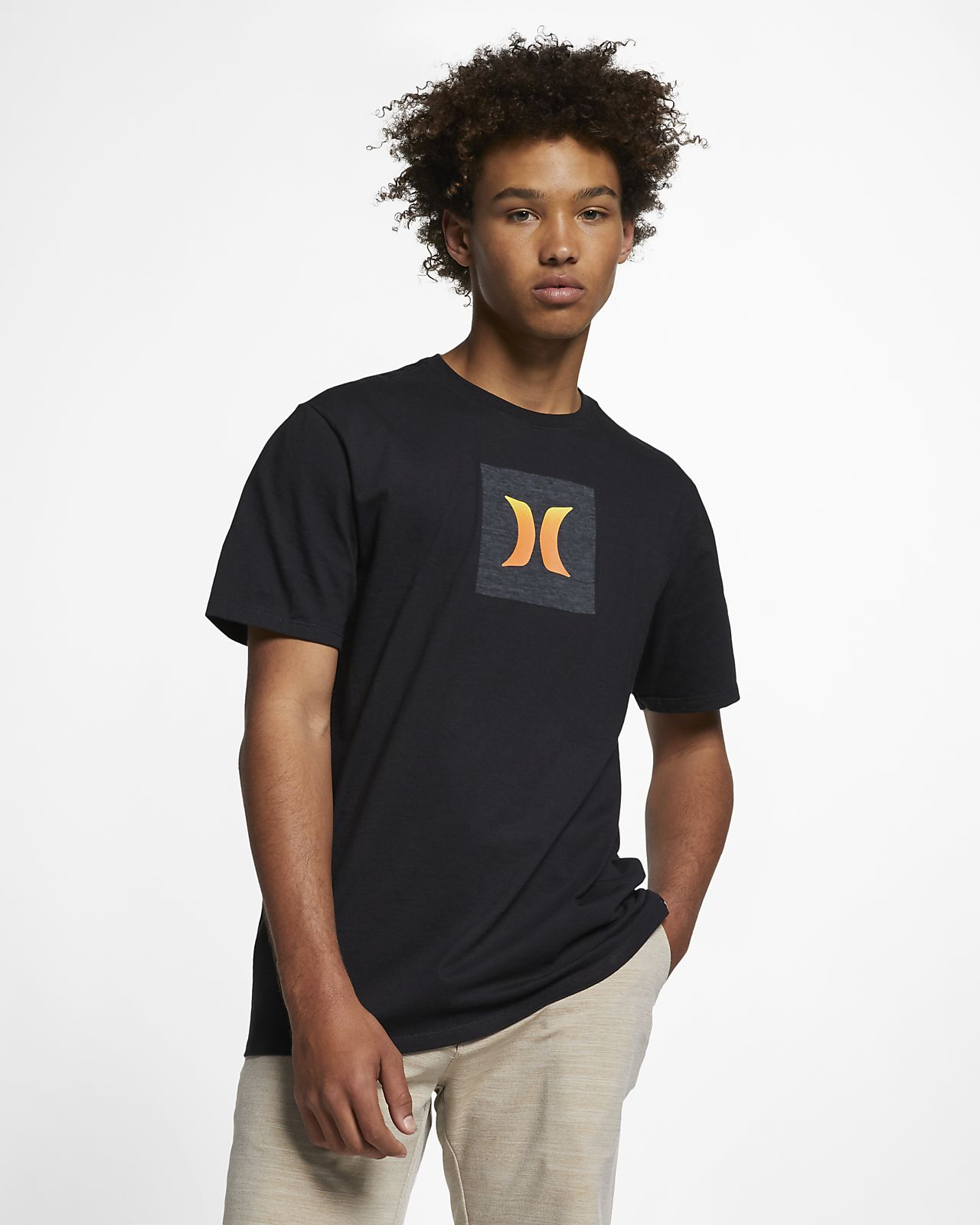 Hurley Premium Blockcon Herren-T-Shirt