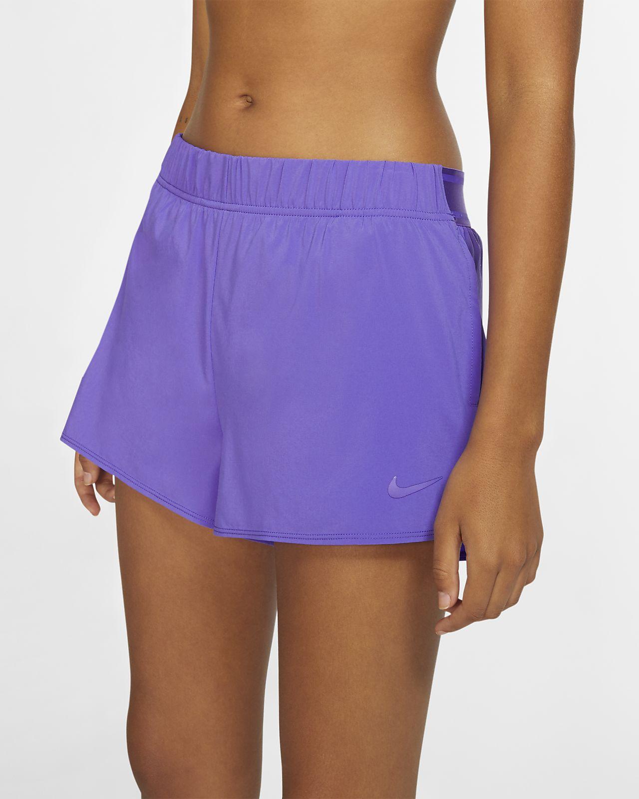 NikeCourt Flex Damen-Tennisshorts