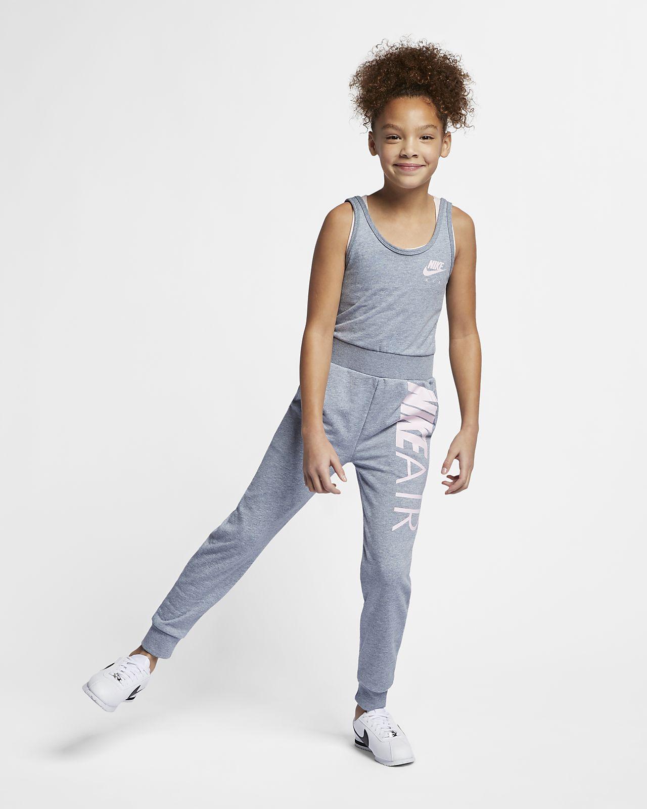 huge discount 4fc1d d5c15 ... Nike Air Big Kids  (Girls ) Jumpsuit