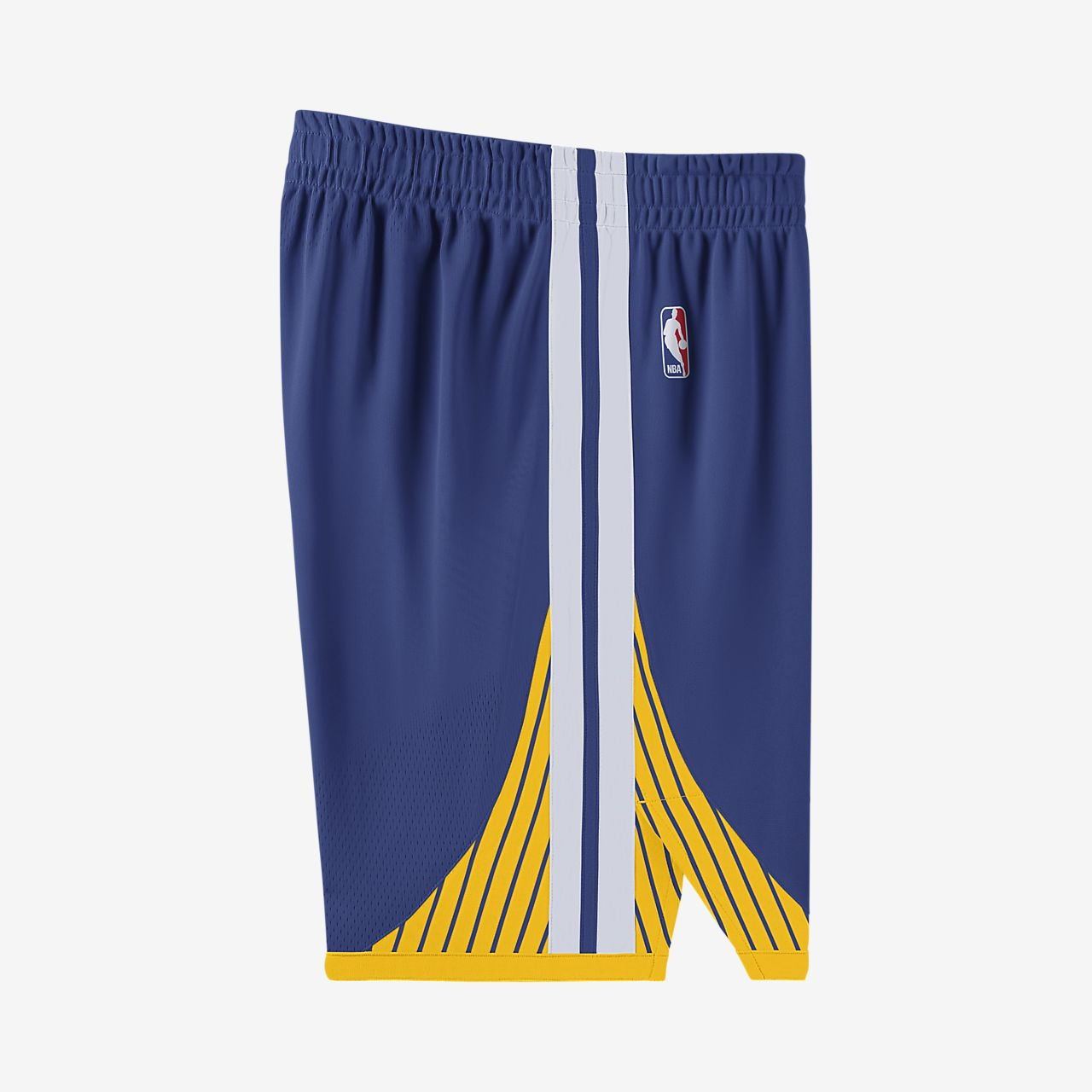 ... Golden State Warriors Nike Icon Edition Authentic Men's NBA Shorts