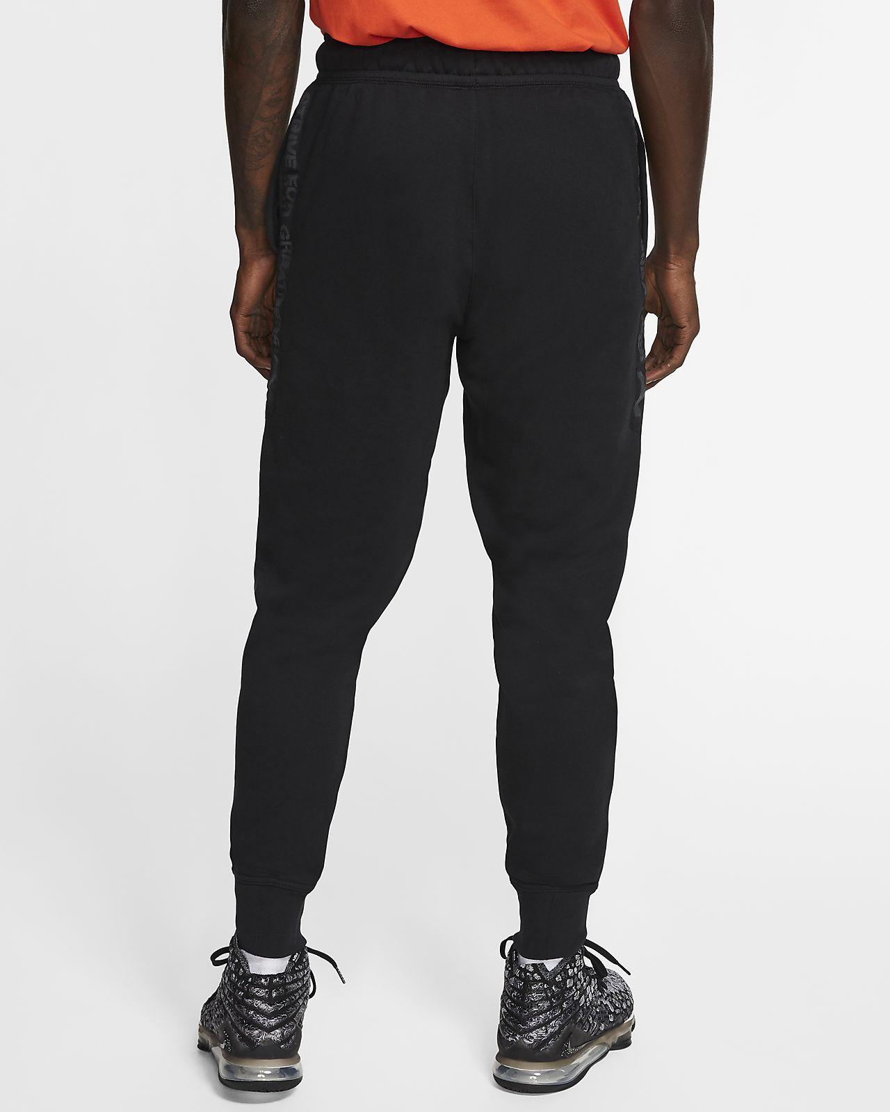 pantaloni basket uomo nike