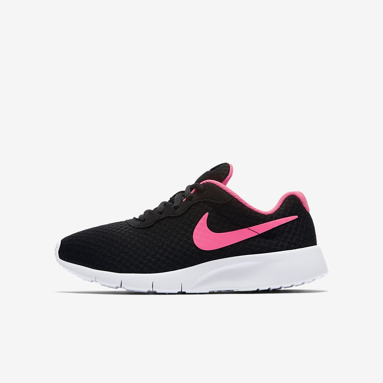nike tanjun pink black nz