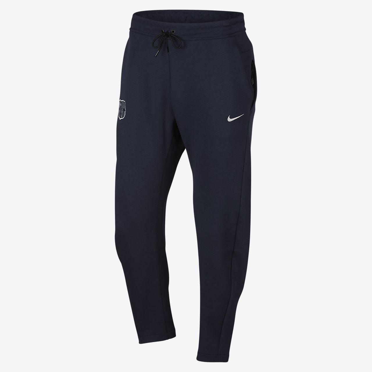 FC Barcelona Tech Fleece Pantalons - Home