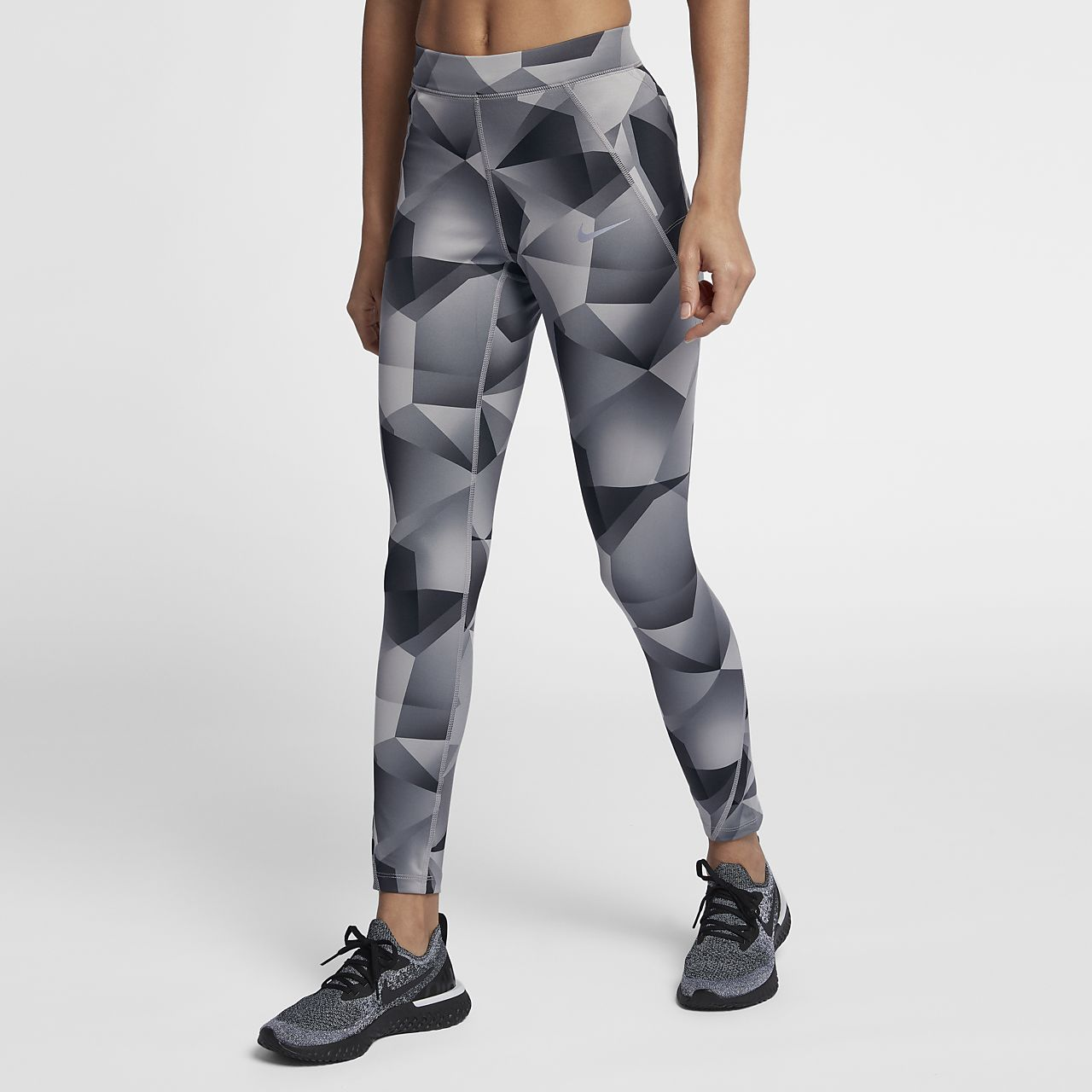 Nike Speed Women's 7/8 Mid-Rise Running Tights