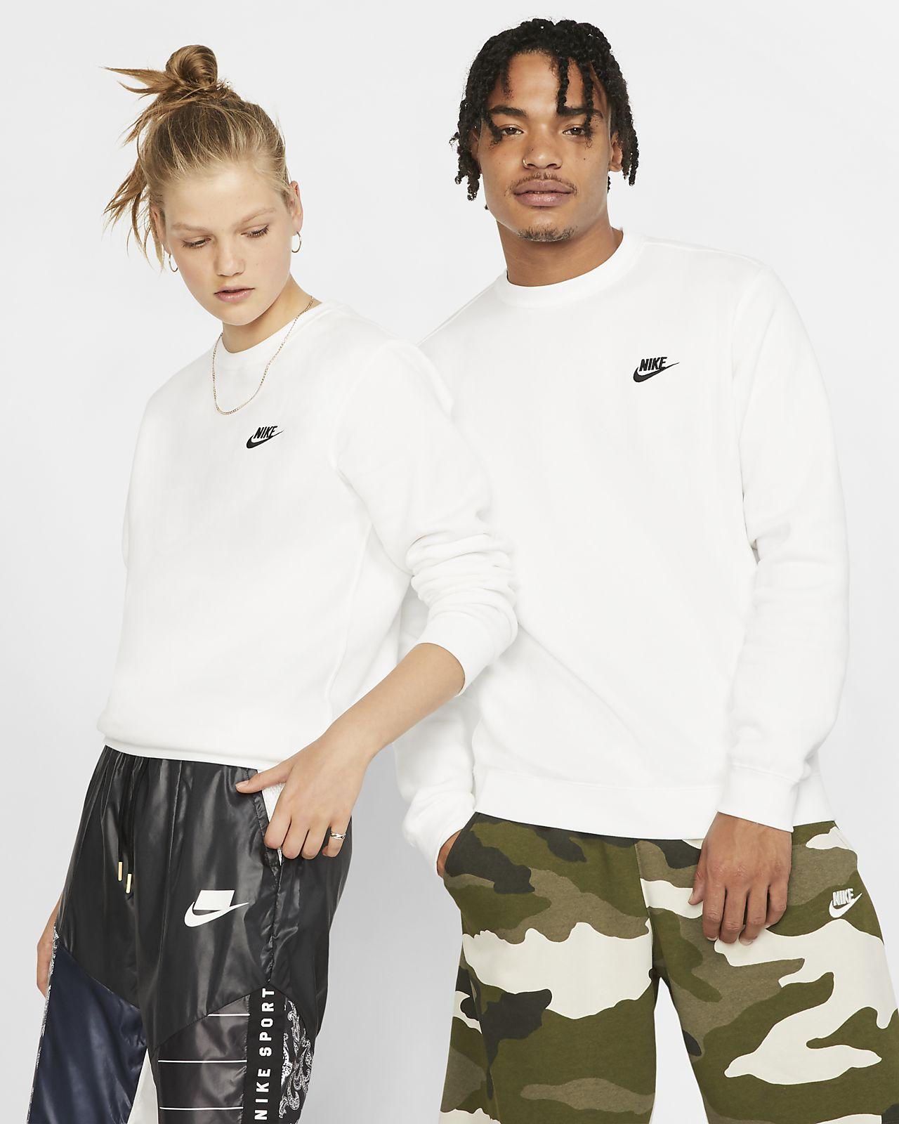 941f32720 Nike Sportswear Club Fleece Crew. Nike.com