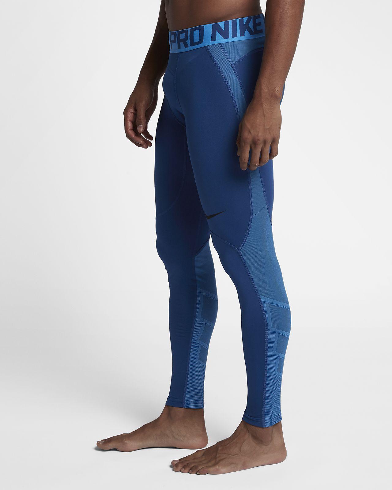Nike Pro HyperWarm 男子保暖训练紧身裤