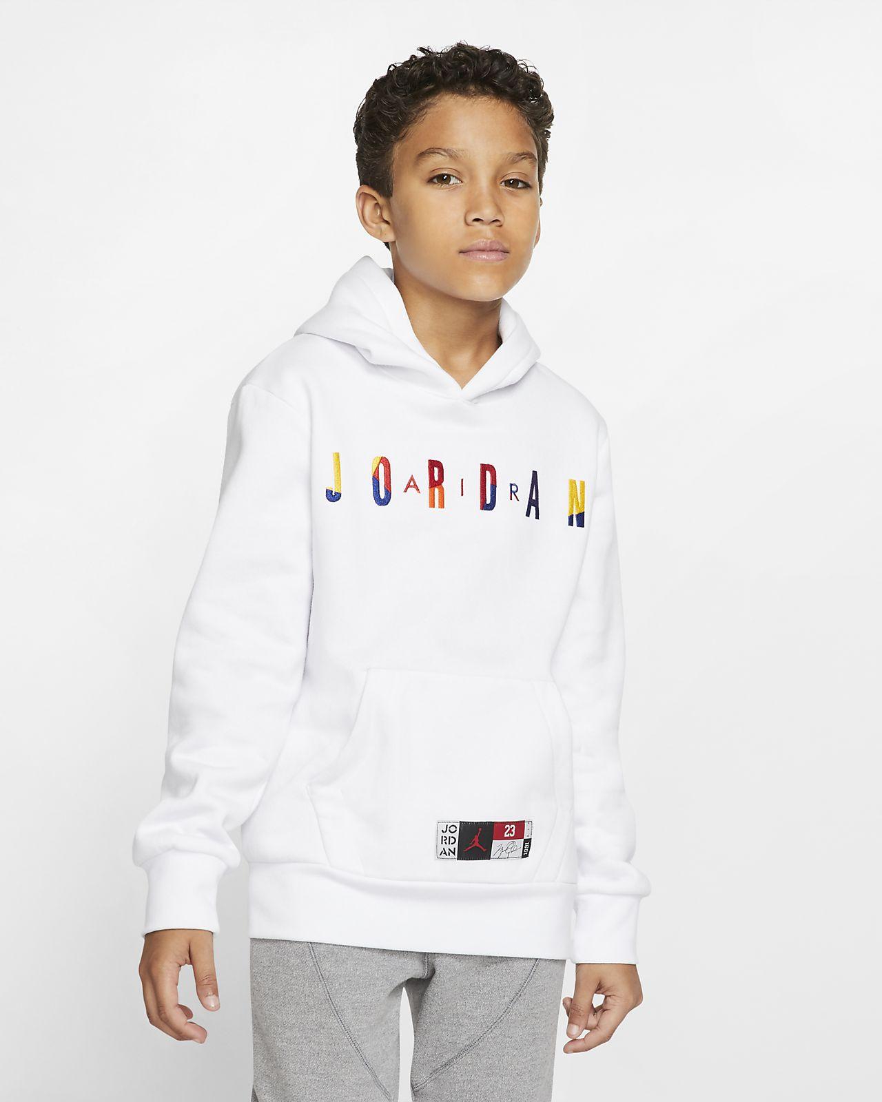 jordan sweatshirt kids