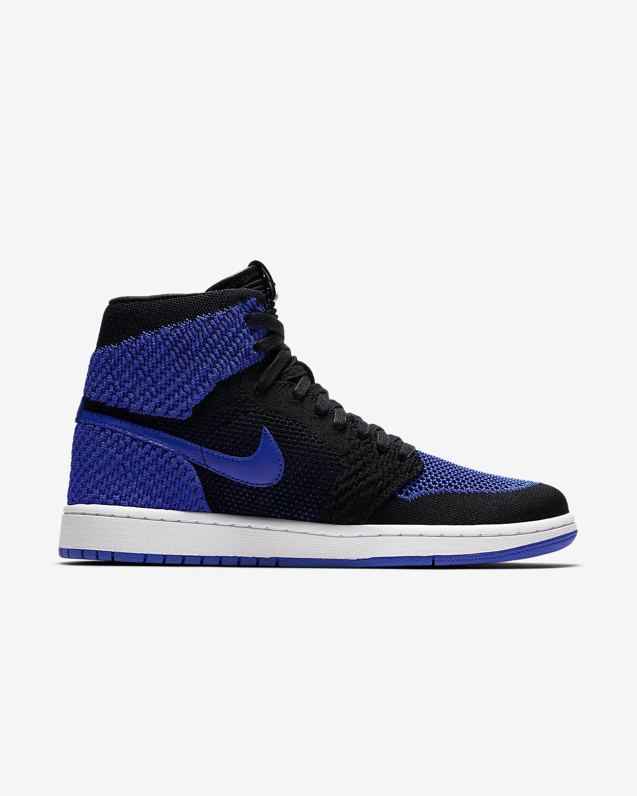 2af5d36b4a07 Air Jordan 1 Retro High Flyknit Men s Shoe. Nike.com AT