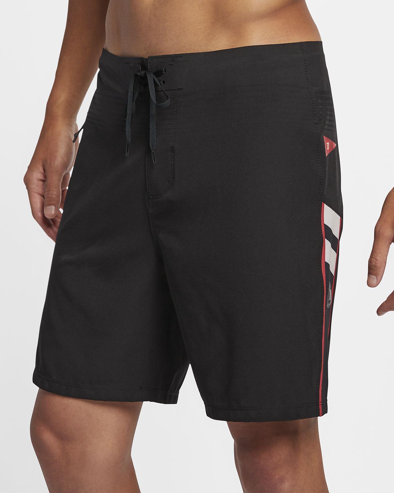 Shorts de playa de 46 cm para hombre Hurley Phantom JJF 5 Smartstretch