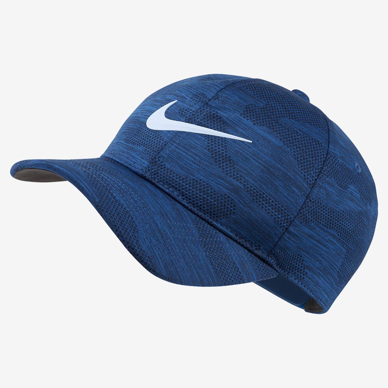 Nike AeroBill Classic99 Adjustable Golf Hat. Nike.com SI 697ff621032