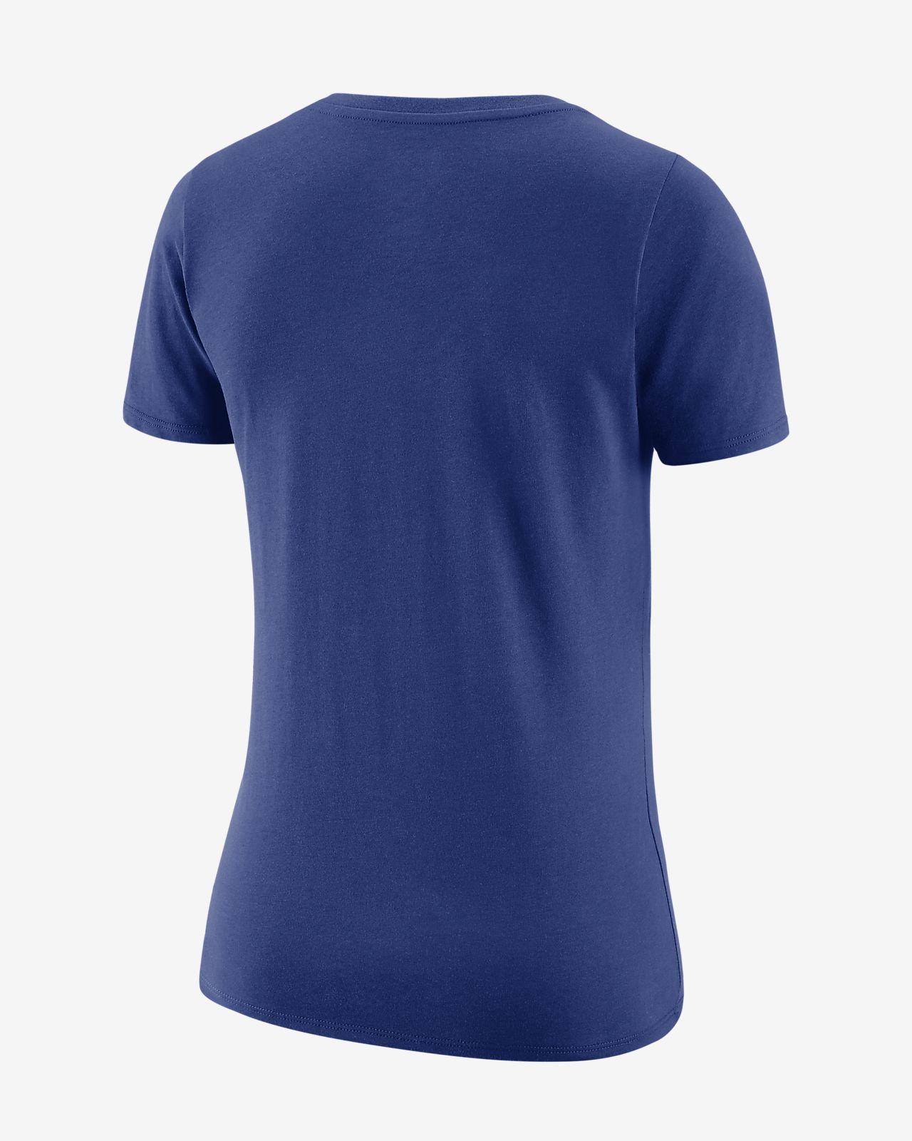 642a0723 New York Knicks Nike Dri-FIT Women's NBA T-Shirt. Nike.com