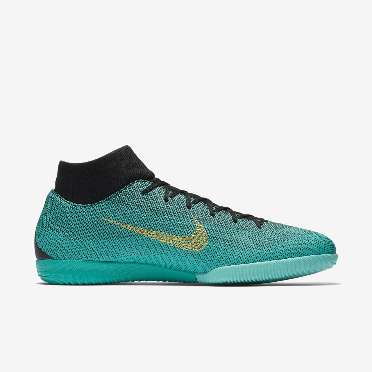 ... Nike MercurialX Superfly VI Academy CR7 IC Indoor/Court Soccer Shoe