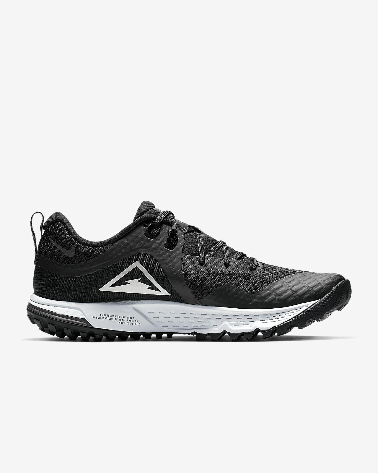 zapatillas running trail mujer nike