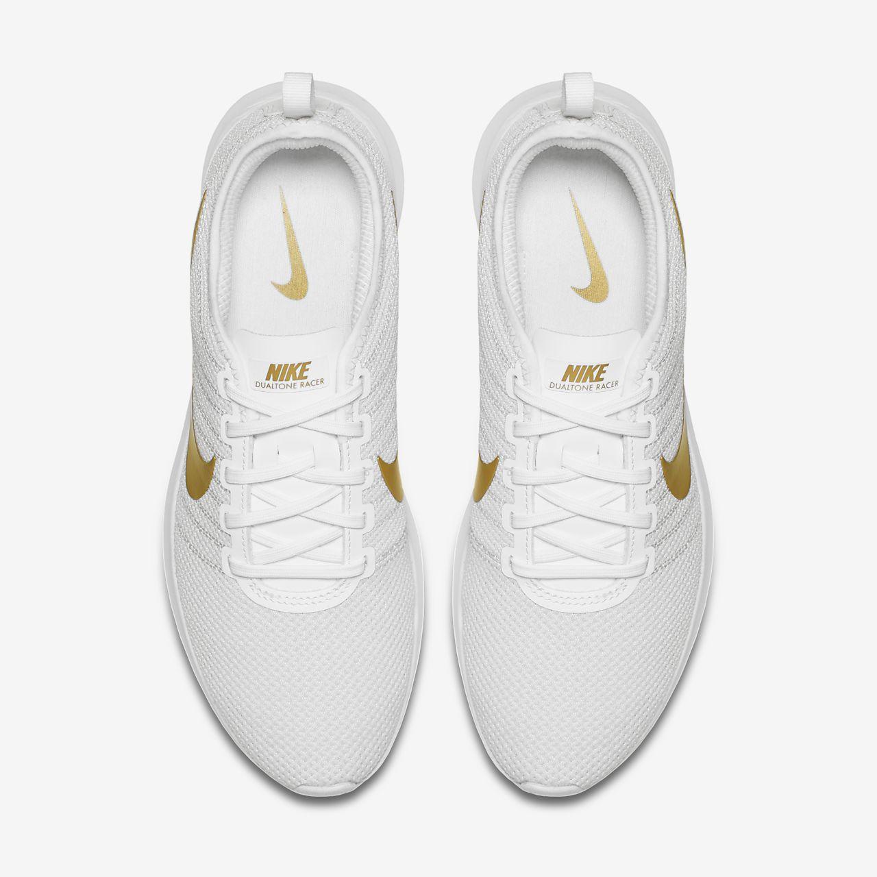 W Se Racer Femmes Dualtone Whitegold Nike Chaussures tqAn8vExf
