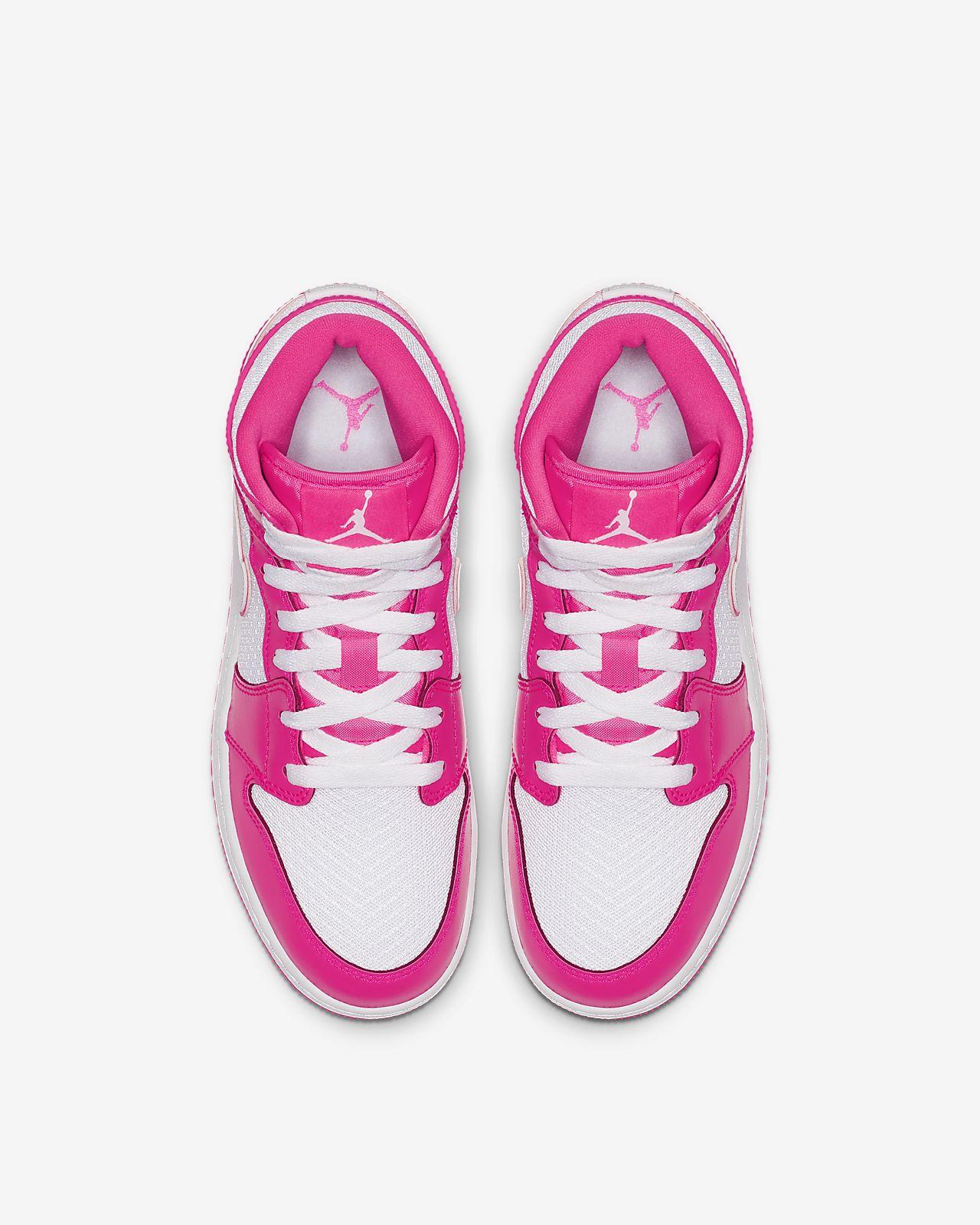 cc533a8f740d Air Jordan 1 Mid Big Kids  Shoe. Nike.com