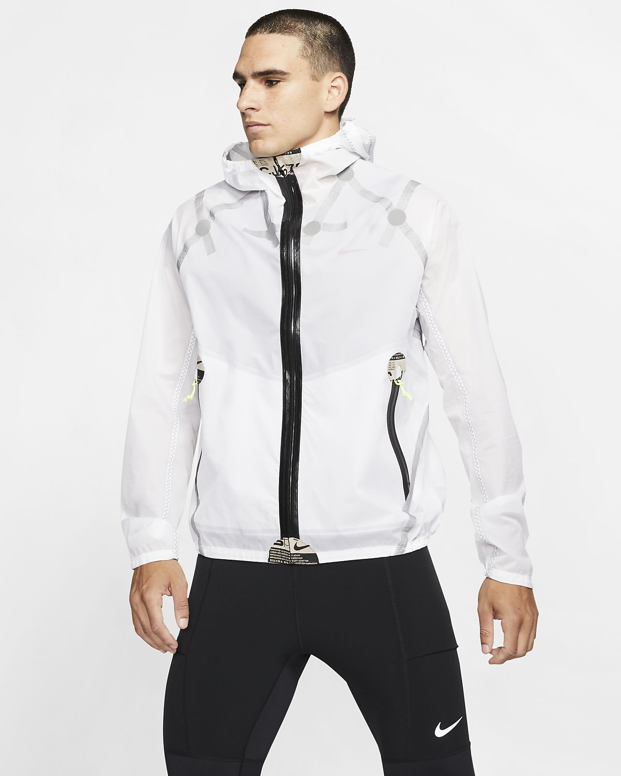 Nike ISPA Men's Jacket