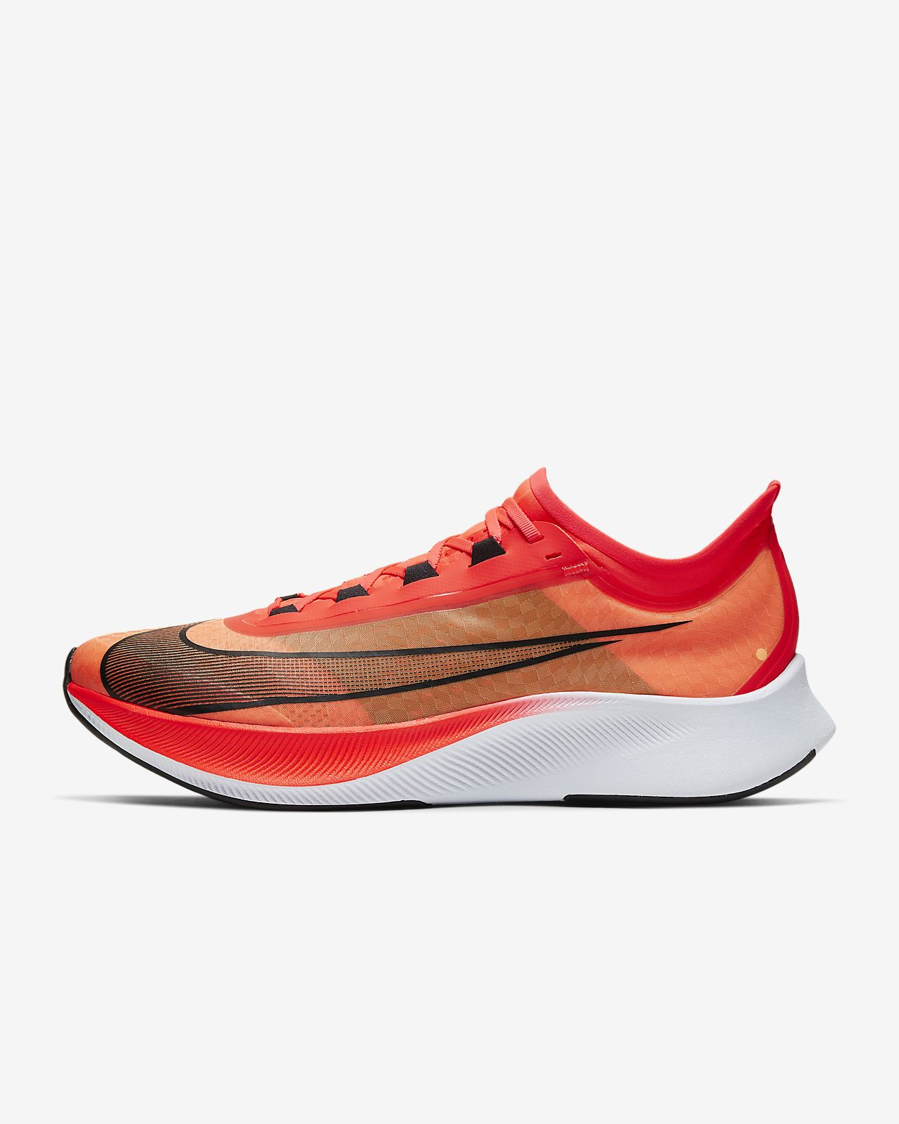Chaussure de running Nike Zoom Fly 3 pour Homme. Nike CA