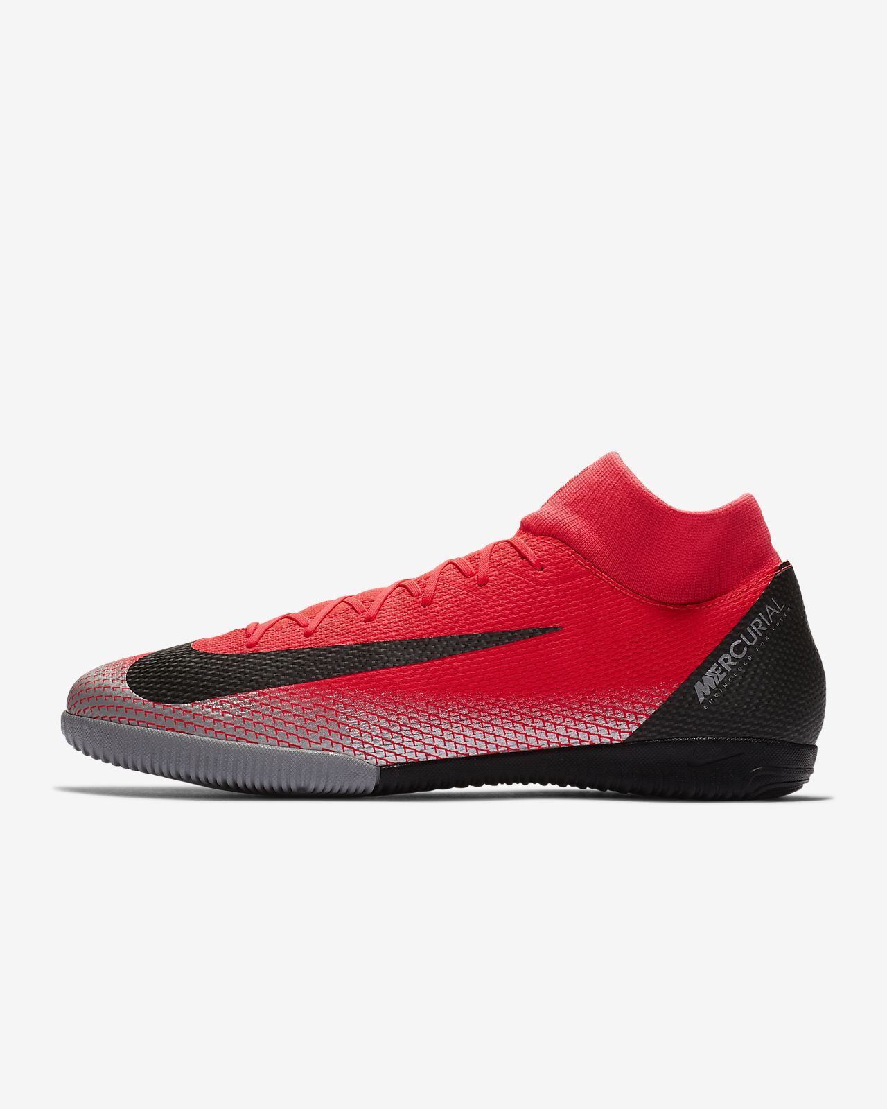9d648eb075 Sapatilhas de futsal Nike MercurialX Superfly VI Academy CR7 IC ...